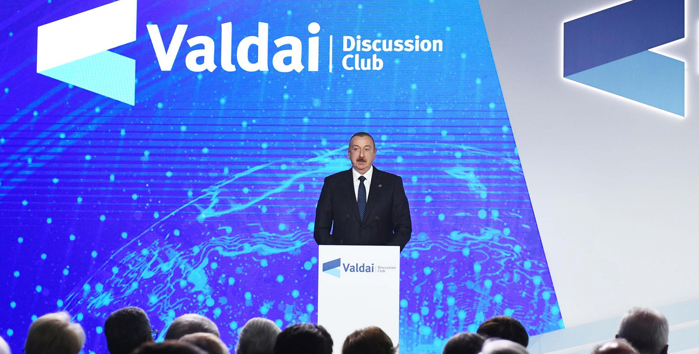 "İlham Əliyevin ""Valday"" forumunda dediyi kimi ile ilgili görsel sonucu"