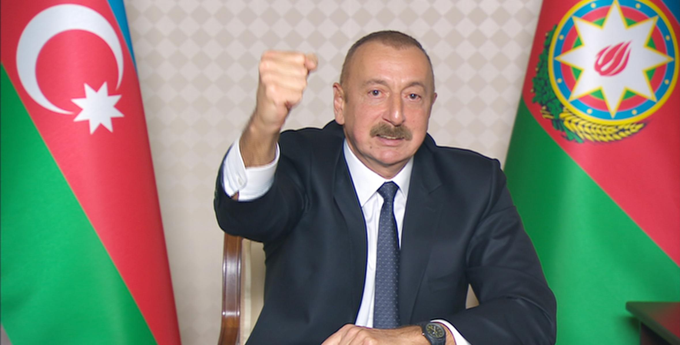 Official web-site of President of Azerbaijan Republic - NEWS